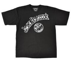 Jack Daniel's Men's Angled Old No.7 T-Shirt, , hi-res