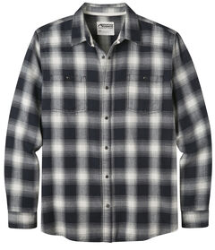 Mountain Khakis Men's Saloon Cream Flannel Shirt, , hi-res