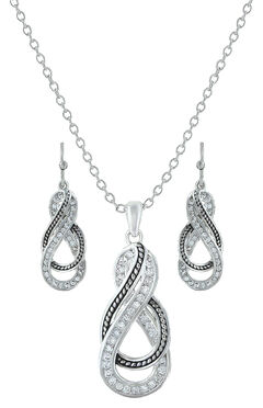 Montana Silversmiths Wrapped Up In You Jewelry Set , , hi-res