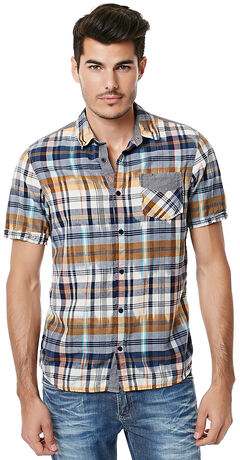 Buffalo David Bitton Men's Sarat Shirt, , hi-res