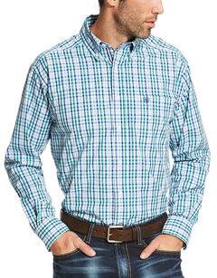 Ariat Men's Multi Osman Long Sleeve Shirt - Big and Tall , , hi-res