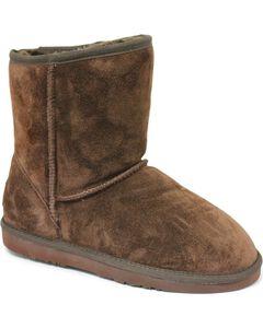 "Dije California Women's 7"" Classic Sheepskin Boots, , hi-res"