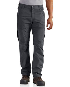 Carhartt Men's Dark Khaki Force Extremes Cargo Pants , Charcoal Grey, hi-res