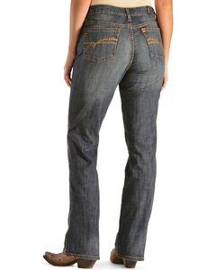 """Wrangler Jeans - Aura Instantly Slimming Denim Jeans - 30""""-34"""", , hi-res"""