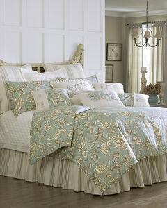 HiEnd Accents Multi Gramercy Four Piece Queen Comforter Set, , hi-res