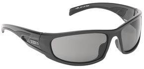 5.11 Tactical Shear Eyewear Sunglasses, Black, hi-res