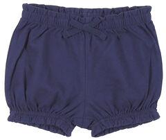Wrangler Toddler Girls' Navy Elastic Waist Shorts, Navy, hi-res