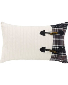 HiEnd Accents Whistler Toggle Accent Pillow, , hi-res