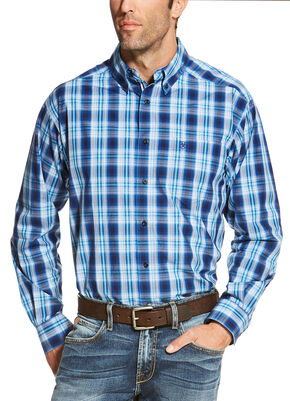 Ariat Men's Multi Radwin Long Sleeve Shirt - Big and Tall, Multi, hi-res