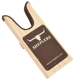 Sheplers Large Logo Boot Jack, Beige, hi-res