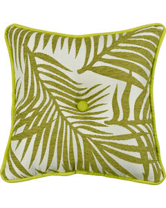 HiEnd Accents Capri Fern Accent Pillow, , hi-res