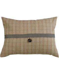 HiEnd Accents Plaid Pillow, Multi, hi-res