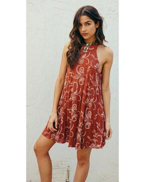 Sadie & Sage Women's Russet Sena Dress, Russet, hi-res