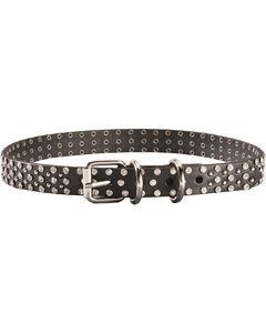Blazin Roxx Studded Rhinestone Dog Collar - S-XL, , hi-res