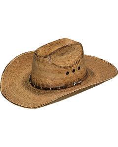 Twister Men's Dark Brown Fired Palm Maverick Hat , , hi-res