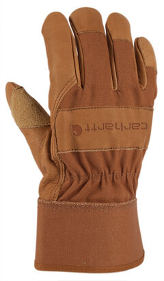 Carhartt Grain Leather Work Gloves, , hi-res