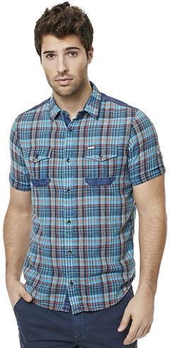 Buffalo Men's Sihab Plaid Shirt , , hi-res