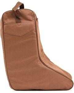 M&F Western Brown Boot Bag, , hi-res