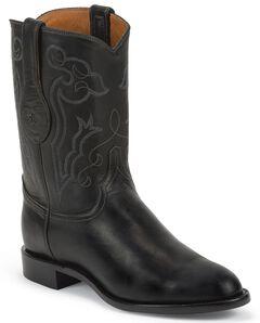 Tony Lama Signature Series Rista Calf Cowboy Boots - Round Toe, , hi-res