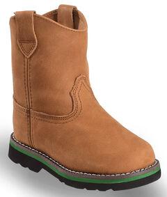 John Deere Toddler Boys' Johnny Popper Roper Western Boots - Round Toe, , hi-res