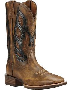 Ariat Nighthawk Vintage Cowboy Boots - Square Toe, , hi-res