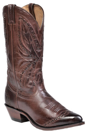 Boulet Ranch Hand Boots - Narrow Medium Toe, Ranch Tan, hi-res