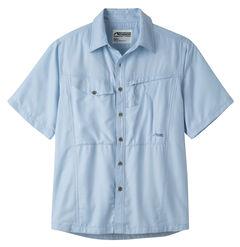 Mountain Khakis Men's Morning Sky Trail Creek Short Sleeve Shirt , , hi-res