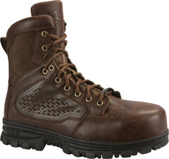 "5.11 Tactical Men's Evo 6"" CST Boots, Bison, hi-res"