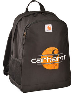 Carhartt Black Unisex Traditional Pack , , hi-res