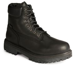"Timberland PRO 6"" Waterproof Insulated Work Boots, Black, hi-res"