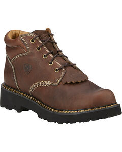 Ariat Canyon Lace-Up Work Boots - Round Toe, , hi-res