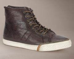 Frye Women's Greene High Back Zip Shearling Sneakers, , hi-res