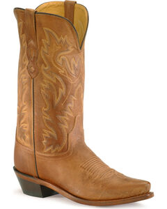 Old West Contemporary Cowboy Boots, , hi-res