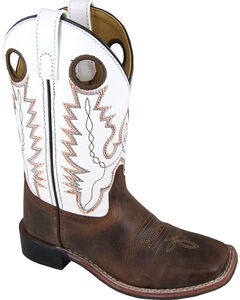 Smoky Mountain Youth Boys' Jesse Western Boots - Square Toe , , hi-res