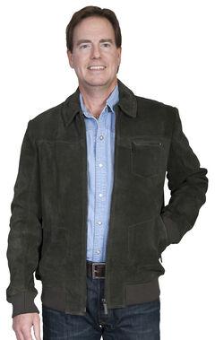 Scully Men's Suede Jacket, , hi-res