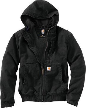 Carhartt Men's Full Swing Armstrong Active Jacket - Big & Tall, Black, hi-res