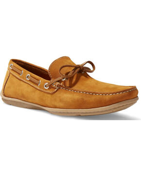 Eastland Men's Daytona Driving Moc Slip-On Shoes - Moc Toe, Tan, hi-res