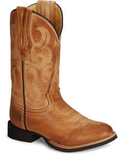 Smoky Mountain Children's Showdown Cowboy Boots, , hi-res