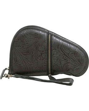 STS Ranchwear by Carroll Women's Floral Pistol Case , Black, hi-res