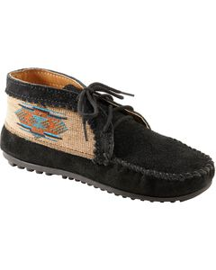 Women's Minnetonka El Paso Ankle Moccasin Boots, , hi-res