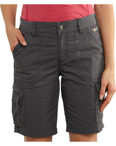 Carhartt Women's Force RuggedFlex Lakota Shorts, , hi-res