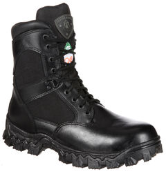 Rocky AlphaForce Waterproof Puncture Resistant Work Boots - Comp Toe, , hi-res