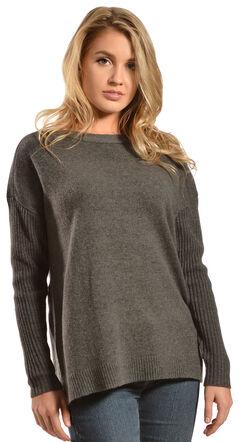 Woolrich Women's Clapshaw Boxy Scoop Shirt, , hi-res