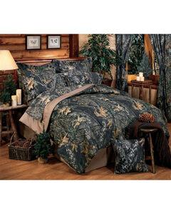 Mossy Oak New Break Up Queen Comforter Set, , hi-res