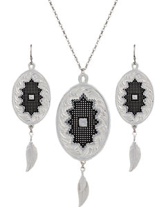 Montana Silversmiths Women's Starry Nights Dream Jewelry Set, , hi-res