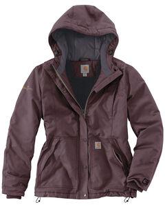Carhartt Women's Full Swing Cryder Jacket, , hi-res