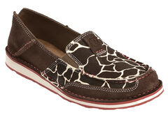 Ariat Women's Hair-On Hide Cruiser Shoes , , hi-res