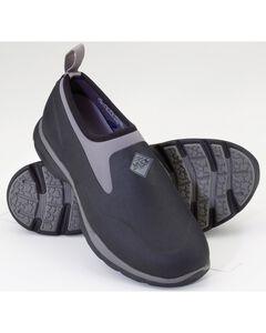 Muck Men's Black Pro Low Shoes , , hi-res