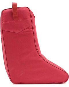 M&F Western Burgundy Boot Bag, , hi-res