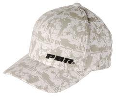 PBR Hold On White Flexfit Cap, , hi-res